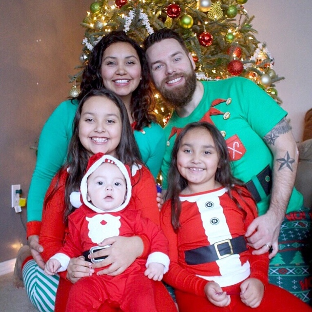 Our Christmas picture 2017